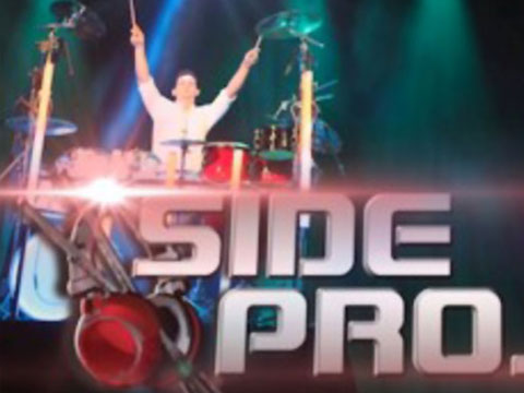 Side Project DJ Drummer Act