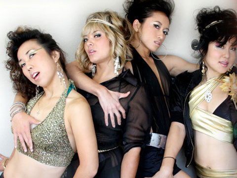The Syrenz Female Dance Crew