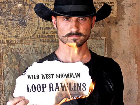 Loop Rawlins – Arizona