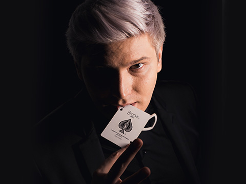 David Frost – Magician