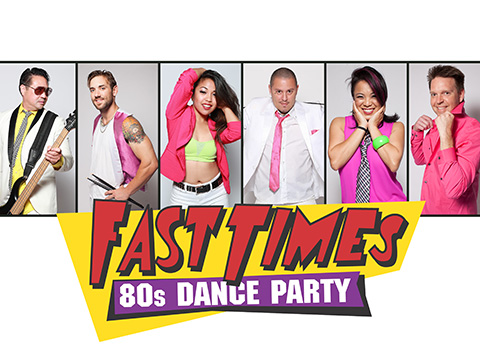 Fast Times – 80's Dance Party Band – San Francisco